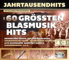 60 grootste Blaasmuziek hits (4cd's)