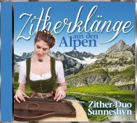 Zither-Duo Sunneschyn - Zitherklänge aus den Alpen