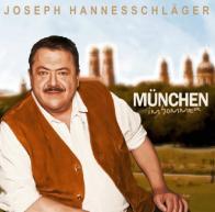 Joseph Hannesschläger - München im Sommer
