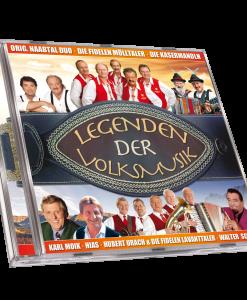 Legenden der Volksmusik